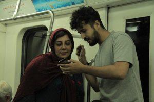 هنرنمایی زهرا داوودنژاد و مهرداد صدیقیان در فیلم سهیلا شماره 17