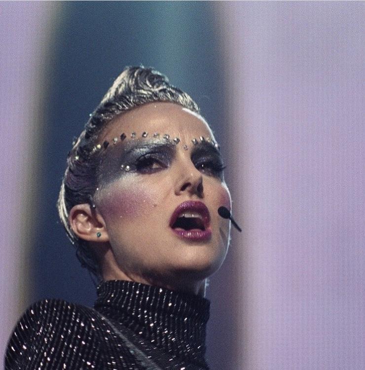 هنرنمایی Natalie Portman در فیلم Vox Lux ساخته بردی کوربت