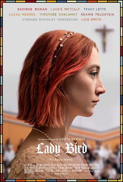 پوستر فیلم لیدی برد Lady Bird