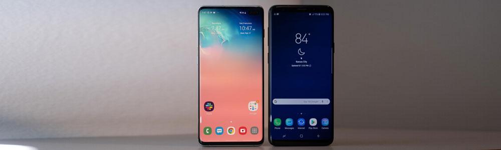 مقایسه S10 با S9