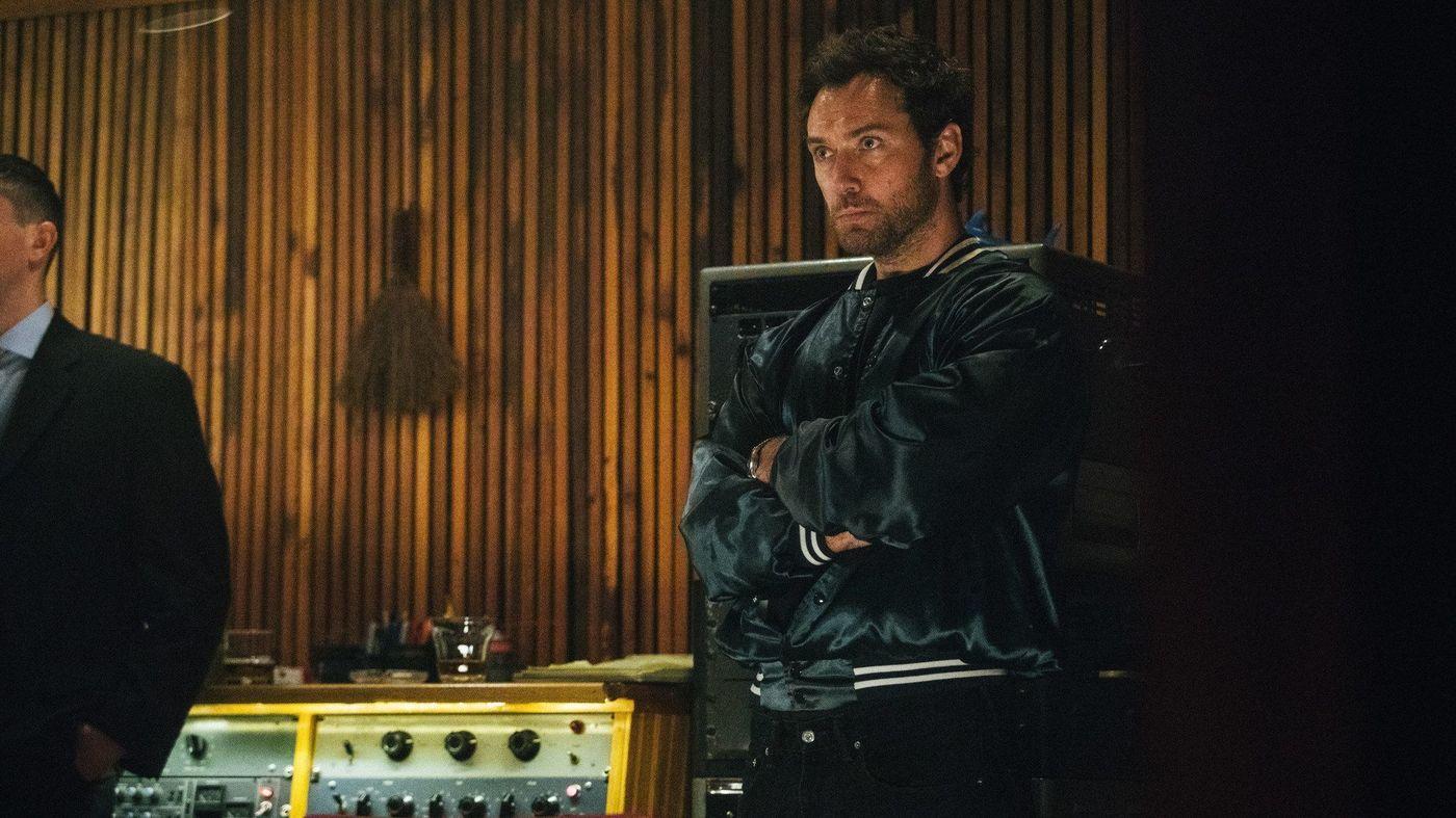 هنرنمایی Jude Law در فیلم Vox Lux