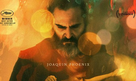 هنرنمایی Joaquin Phoenix در فیلم You Were Never Really Here ساخته ی لین رمزی