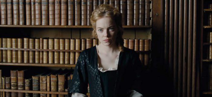 هنرنمایی Emma Stone در فیلم The Favourite