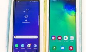 مقایسه گلکسی S10 با S9 : آیا آپگرید کردن از S9 به S10 منطقی است؟
