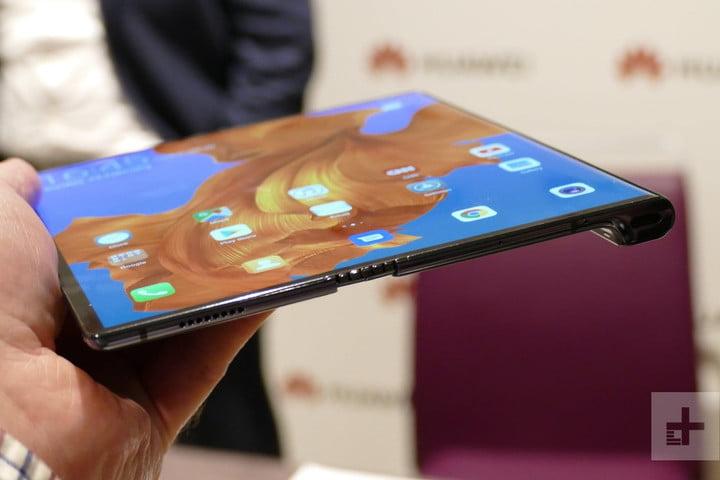 نمایشگر Huawei Mate X