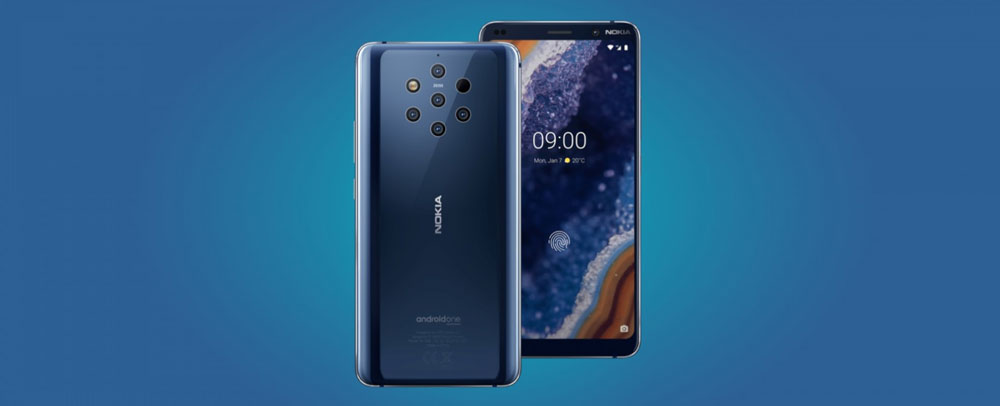 مشخصات نوکیا ۹ PureView - Nokia 9 Pureview