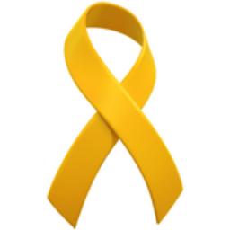 اموجی روبان زرد ? یا reminder ribbon
