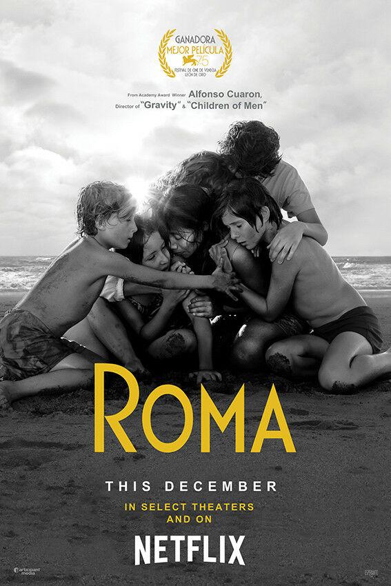 پوستر فیلم Roma