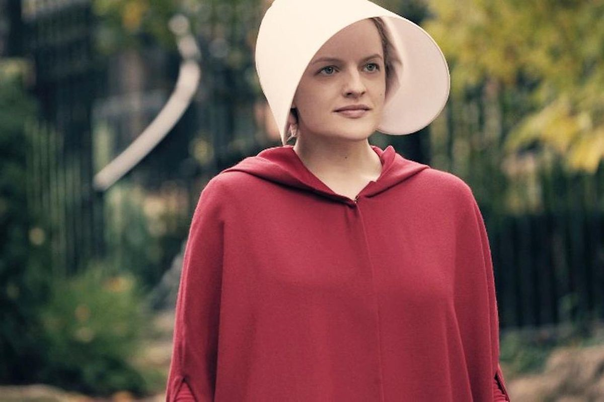 هنرنمایی Elisabeth Moss در سریال سرگذشت ندیمه The Handmaid's Tale