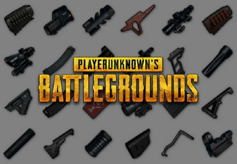 ضمایم اسلحه های پابجی : هر کدام از ضمایم متصل شده بر روی اسلحهی شما چه فایده ای دارند؟
