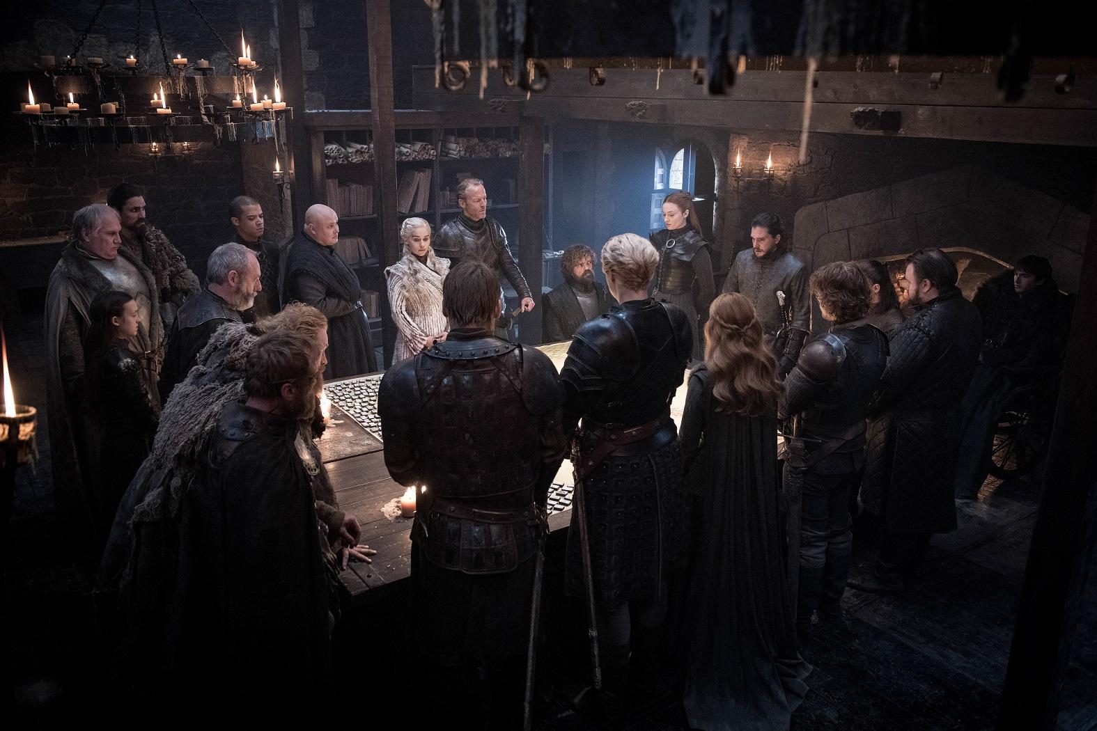 قسمت دوم از فصل هشت Game of Thrones