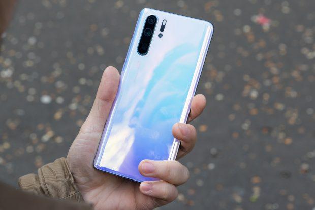 قاب پشتی Huawei P30 Pro