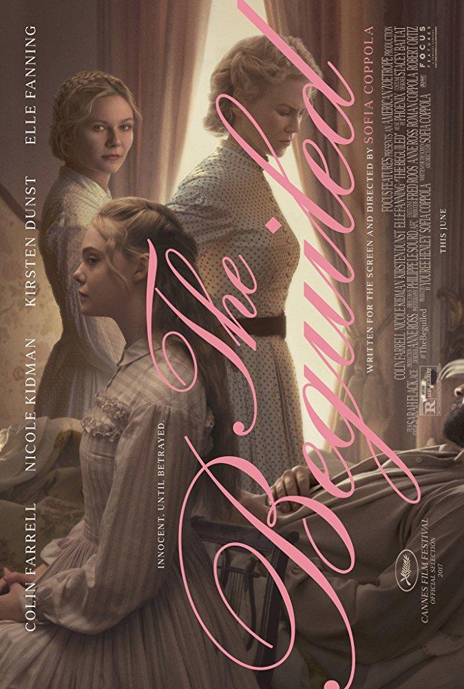 پوستر فیلم The Beguiledیا فریب خورده اثر سوفیا کاپولا Sofia Coppola