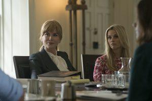 هنرنمایی Nicole Kidman و Reese Witherspoon در سریال دروغ های بزرگ کوچک