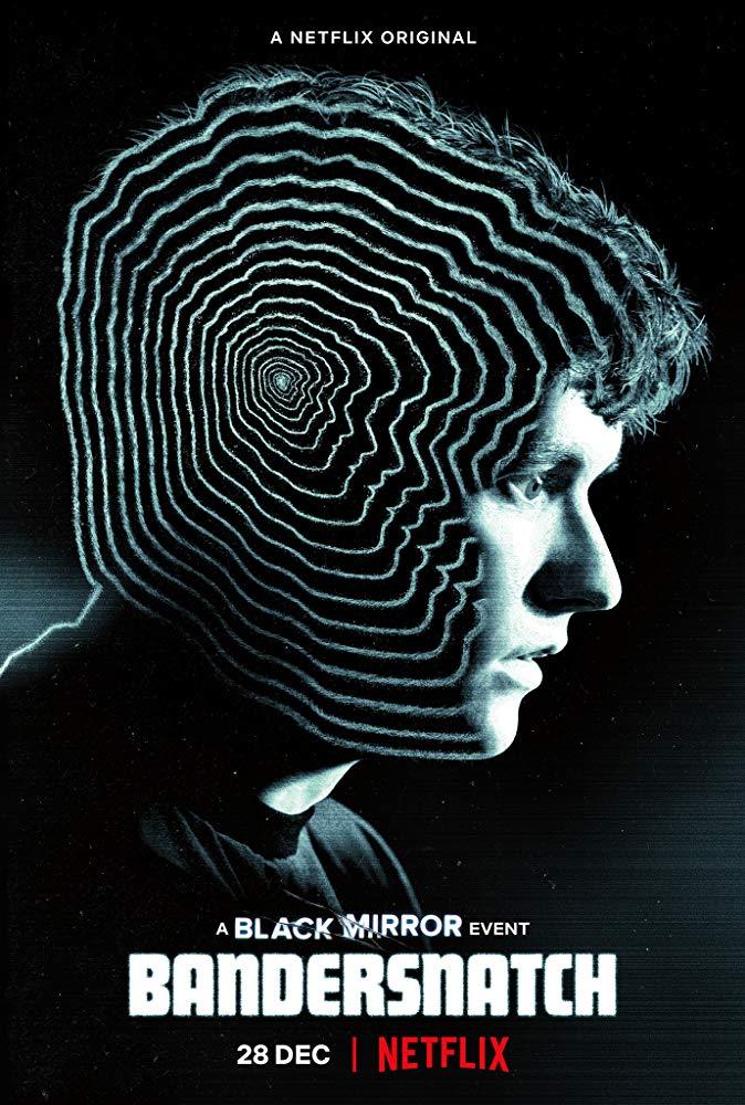 پوستر فیلم Black Mirror: Bandersnatch