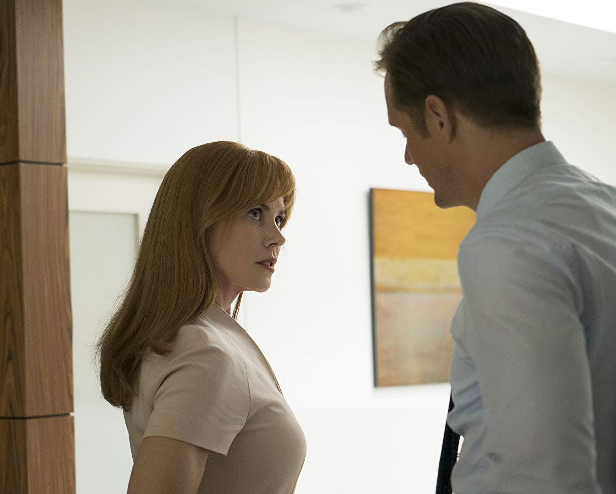 هنرنمایی Nicole Kidman در سریال دروغ های بزرگ کوچک Big Little Lies