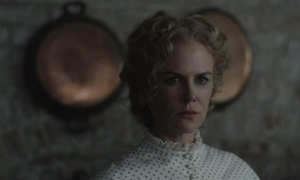 هنرنمایی Nicole Kidman در نقش Miss Martha در فیلم فریب خورده
