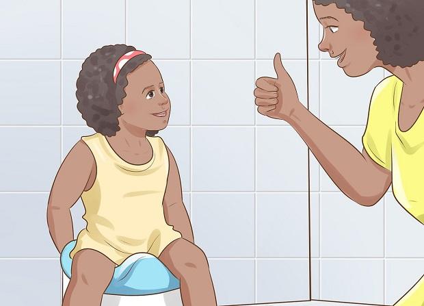 بیشتر کودکان نوپا بین ۲ تا ۳ سالگی برای آن که آنها را از پوشک بگیرید آمادگی لازم را پیدا میکنند