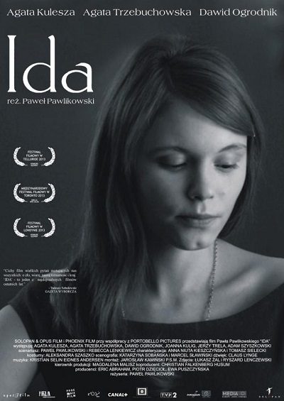 پوستر فیلم IDA ساختهی پاول پاولیکوفسکی