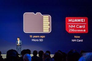 کارت حافظه نانو و کارت حافظه Micro SD