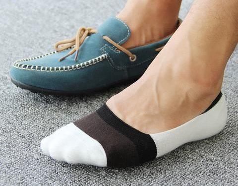 جوراب مردانه بدون دید یا no show socks