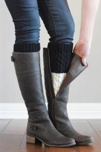 جوراب تا زانو یا knee high socks