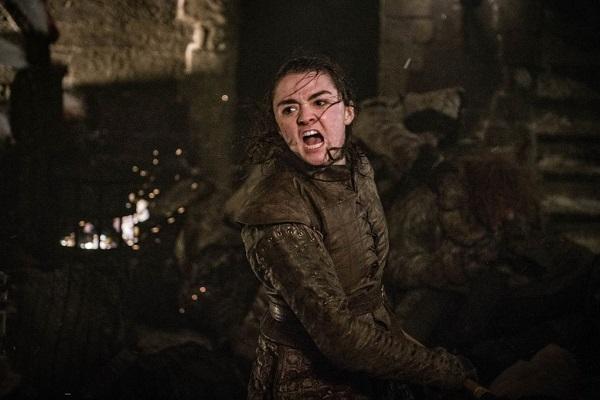 هنرنمایی قهرمانانه آریا استارک در قسمت سوم از فصل هشت Game of Thrones