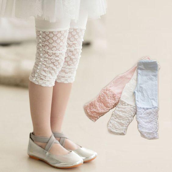 ساق شلواریهای بچگانه در سایزهای مختلف و مدلهای متنوع در بازار موجودند.