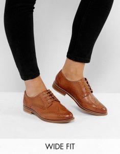 کفش مردانه آکسفورد مناسب برای جوراب بدون دید