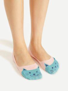 جورابهای بدون دید یا پاپوش، جوراب بچه گانه مناسب برای فصلهای خنک