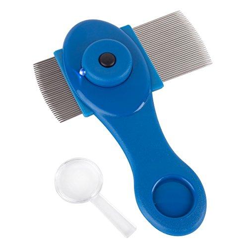 قبل از استفاده از این شانهها میبایست موی سر را به خوبی شست و شانه را همانند یک شانه معمولی از سمت بالا به سمت پایین کشید.
