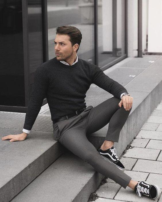 جوراب بدون دید مناسب برای تیپهای کژوال است!