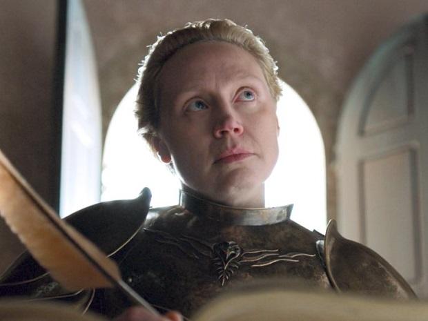 Brienne of Tarth سرگذشت جیمی لنیستر را آنطور که دیده برای تاریخ ثبت میکند.