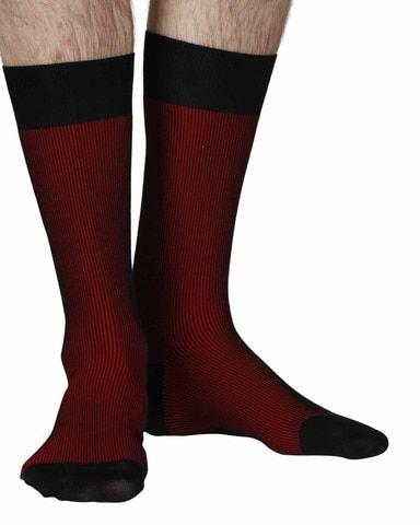 جوراب معمولی یا regular socks یا mid calf socks یا crew socks