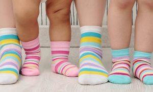 جوراب بچه