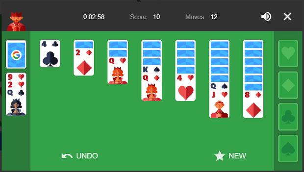 این بازی دقیقا مانند بازی Classic Solitaire ویندوز است که در تمامی کامپیوترهایی که ویندوز دارند پیدا میشود.