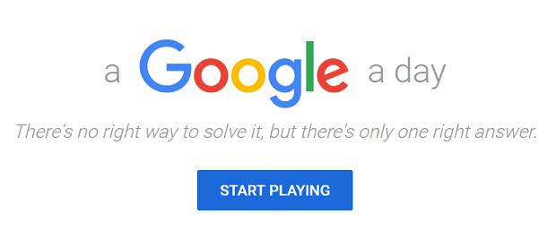اگر اهل جدول حل کردن آن هم به زبان انگلیسی هستید پیشنهاد میکنیم حتما نام این بازی را گوگل جستجو کنید.