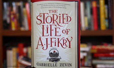 زندگی داستانی ای. جی. فیکری نوشتهی گابریل زِوین