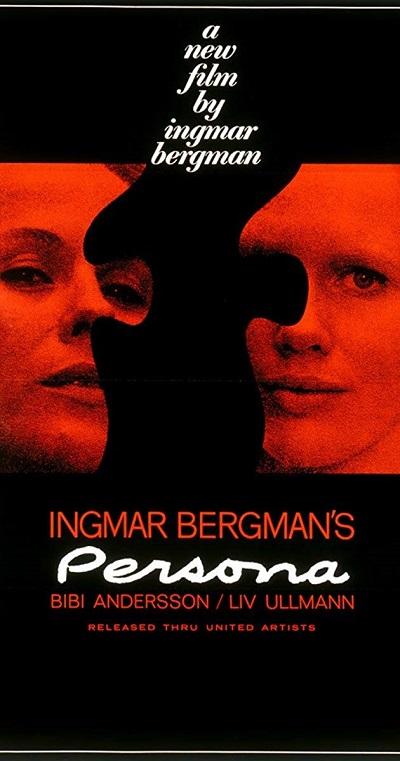پوستر فیلم Persona ساختهی اینگمار برگمان