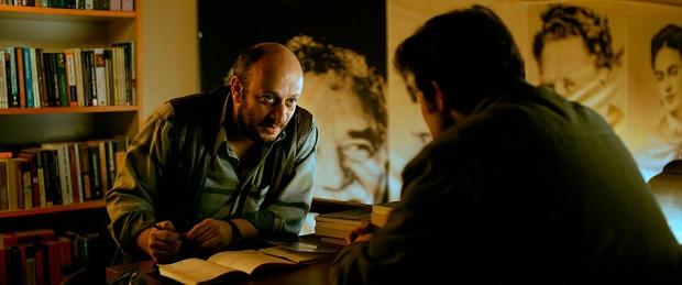 هنرنمایی Serkan Keskin و Dogu Demirkol در فیلم درخت گلابی وحشی
