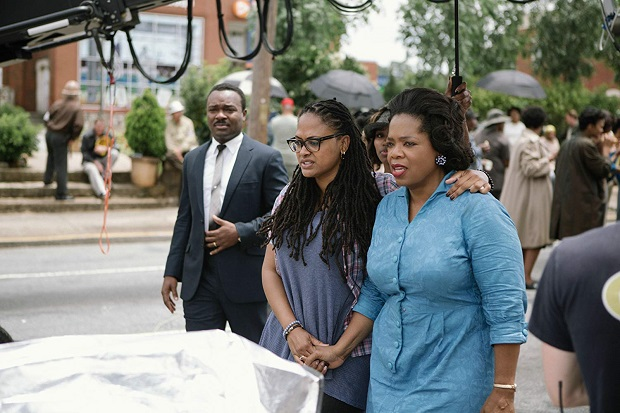 نقش آفرینی Oprah Winfrey, David Oyelowo و Ava DuVernay در Selma