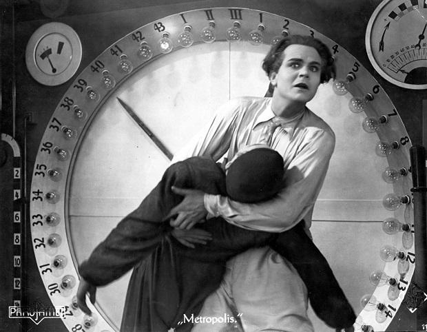 فیلم Metropolis ساختهی فریتز لانگ