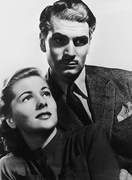 نقش آفرینی Joan Fontaine و Laurence Olivier در فیلم ربکا 1940