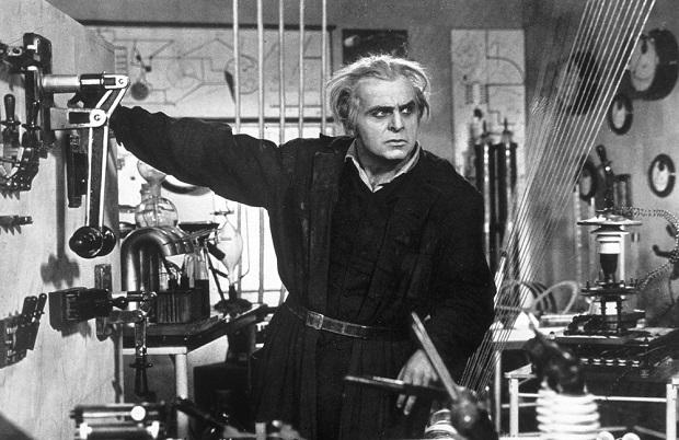 هنرنمایی Rudolf Klein-Rogge در فیلم Metropolis