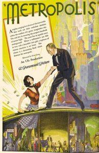 پوستر فیلم Metropolis