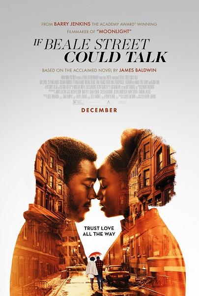 پوستر فیلم If Beale Street Could Talk اگر خیابان بیل میتوانست حرف بزند
