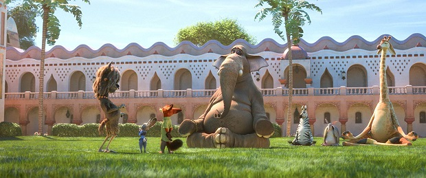 انیمیشن زوتوپیا از آن معدود فیلمهایی است که تماشاگر از لحظه آغاز تا آخرین سکانس لذت میبرد آن هم به دلیل وجود فصل مشترکهای فراوان دنیای حیوانات با دنیای انسان ها.