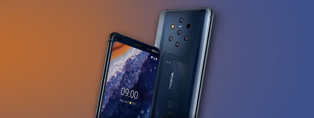 بررسی نوکیا ۹ PureView - Nokia 9 Pureview