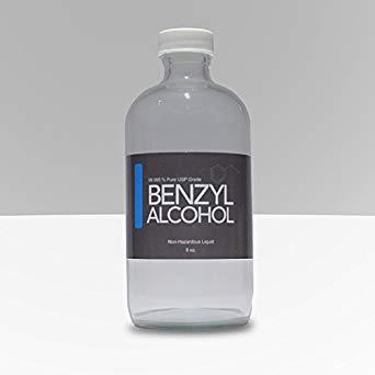 لوسیون بنزیل الکل ۵ % نیز از جمله داروهای درمان شپش سر میباشد که مورد تایید سازمان FDA نیز میباشد