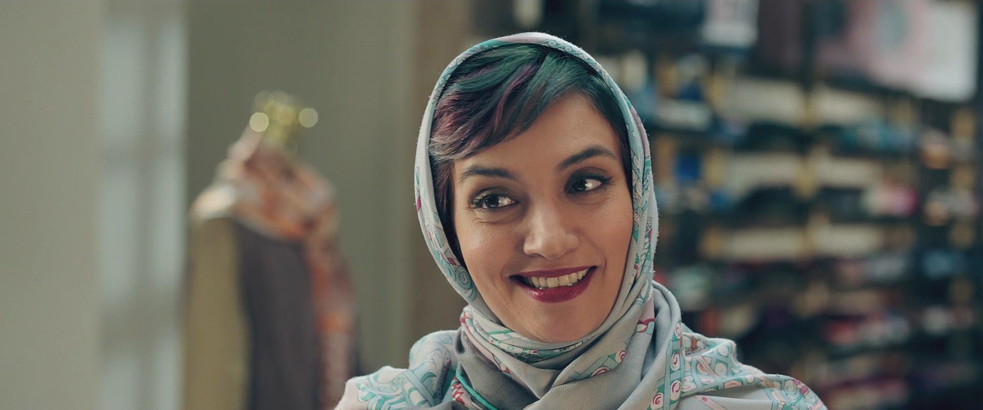 هنرنمایی میترا حجار در نقش لیلی